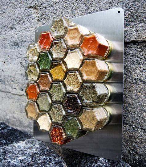 epices de cuisine 1001 idées étagère à épices pimentez la déco de votre