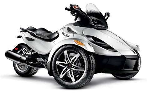 Can-am Spyder Rs-s Roadster 2010