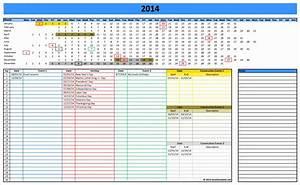 Gantt Chart Excel 2010 Template 14 Detailed Project Plan Template Excel Excel Templates