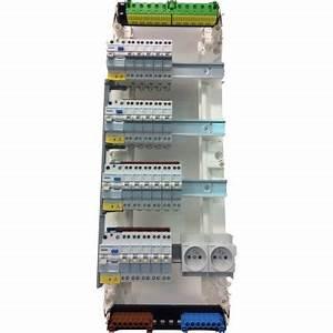 Tableau Electrique 4 Rangées : tableau hager mont 4 rang es tableau mont tableau ~ Dailycaller-alerts.com Idées de Décoration