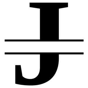 split letter stencil font monogram maker   letter stencils stencil font monogram