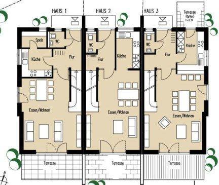 Moderne Häuser Und Grundrisse by Grundrisse Reihenhaus таун хаус In 2019 Reihenhaus