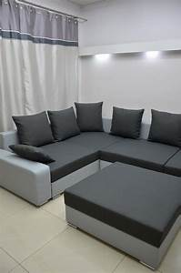 summer big sofa bed 4 large storages With huge sofa bed