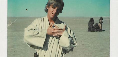 Behindthescenes Photos Reveal What 'star Wars Episode Iv