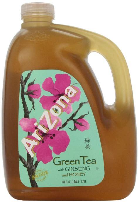 arizona green tea  ginseng  honey