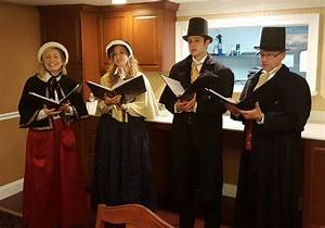 Christmas Lights In Columbia Maryland Victorian Christmas Carolers For Hire Holiday Caroling