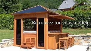 Abri Pour Spa Intex : gaz bos des abris pour spas en ext rieur youtube ~ Louise-bijoux.com Idées de Décoration