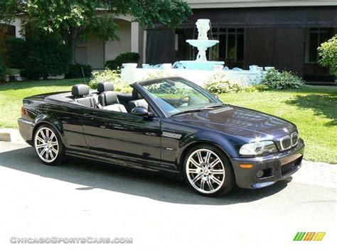 2005 Bmw M3 Convertible by 2005 Bmw M3 Convertible In Carbon Black Metallic Photo 6