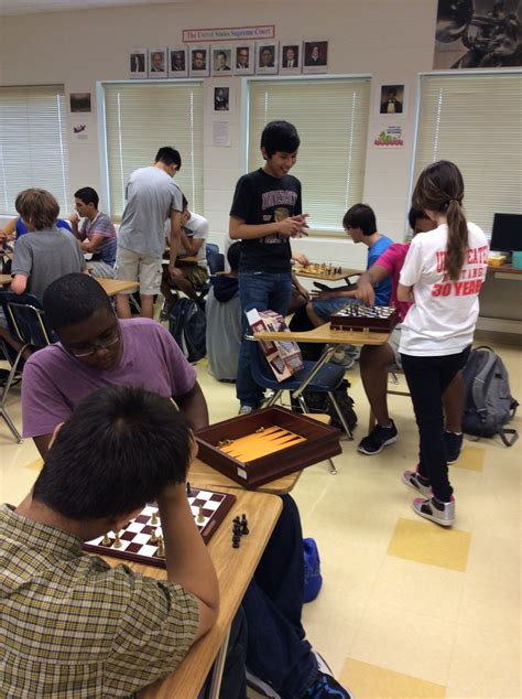 chess club caddo parish magnet high school