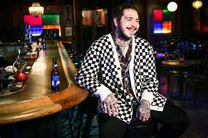 Post Malone Challenges Stranger To Visit Bar In Inflatable