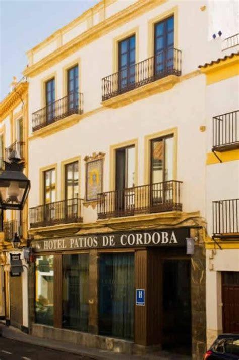 hotel eurostars patios de cordoba c 243 rdoba