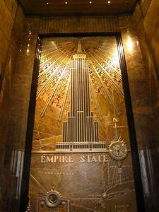 301 moved permanently for Empire state building art deco interior
