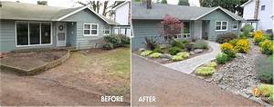 Before And After Photos Of Front Yard Landscaping PDF