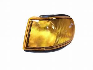 Front Corner Lamp  Left  Saab 9000 Cs 1992-1993