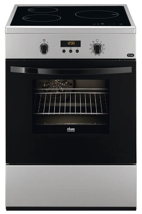 cuisiniere induction darty cuisini 232 re induction faure fci6560psa silver 4010493 darty