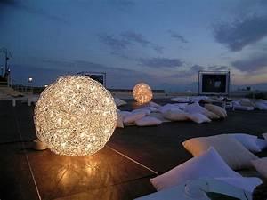 Lampe Exterieur Design : 10 id es d 39 clairage ext rieur original pour votre patio ~ Preciouscoupons.com Idées de Décoration