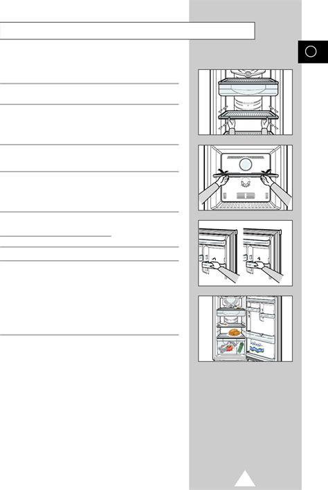 page 7 of samsung refrigerator sr 30nma user guide manualsonline