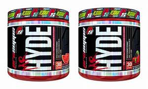 Mr Hyde Pre Workout Review Ingredients Side Effects