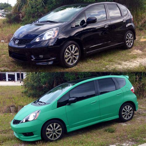 dipyourcar colors before and after mayan green dipyourcar dip mafia