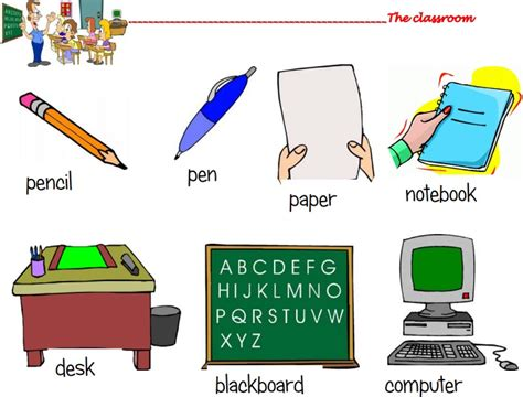 the classroom yourenglishbooster
