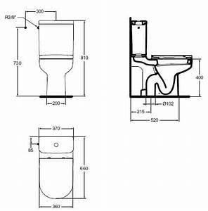 Wc Sortie Vertical : abattant ~ Premium-room.com Idées de Décoration
