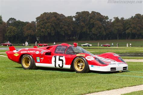 Ferrari 512 S Coda Lunga - Chassis: 1016 - Entrant: Franco ...