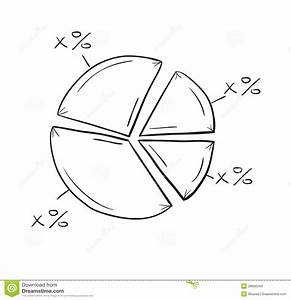 sketch of the pie chart stock images image 38666344 With what is pie diagram