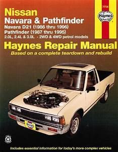 Nissan Navara D21  U0026 Pathfinder 1986
