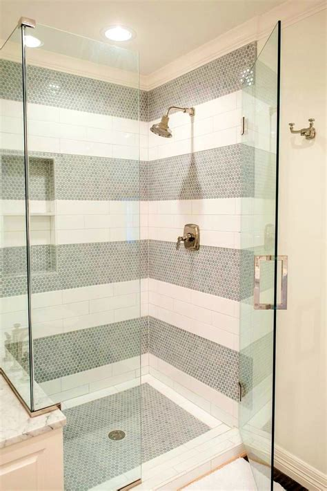 bathroom shower wall ideas bathroom exciting ideas about white tile shower tiles