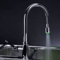 chrome led pull out kitchen faucet modern kitchen faucets other metro by wholesale faucet - Modern Faucets Kitchen