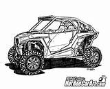 Polaris Utv Vector Rzr Clip Xp1000 Clipart Cars Rod Drawings Cool Coloring Drawing Line Rods Razor Pages Ryan Pencil Sheets sketch template
