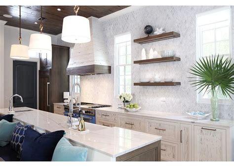 ivory cypress kitchen cabinets  white quartzite