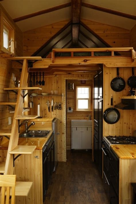 stunning detail   craftsman style tiny home