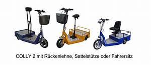 3 Rad Roller Mit Autoführerschein : elektro 3 rad roller colly 2 780 ~ Kayakingforconservation.com Haus und Dekorationen