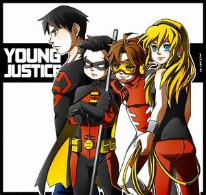 Young Justice Image #1543981 - Zerochan Anime Image Board