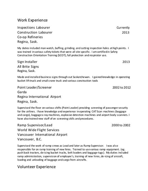 Ged Student Resume by Resume With Ged