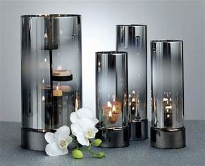 Partylite Co Uk : reflective silver hurricane and tealight cylinders partylite i have the large hurricane brand ~ Markanthonyermac.com Haus und Dekorationen