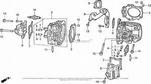 Honda Ha4120 H48a Lawn Tractor  Usa  Vin  Mzcj