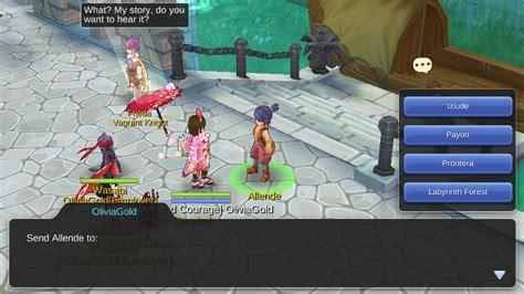 ragnarok mobile guides al de baran quests green