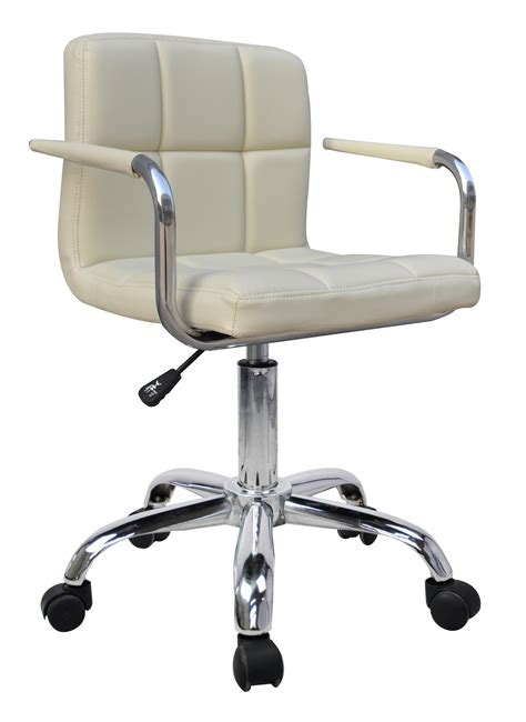 Swivel Office Chairs Uk by Quality New Design Swivel Pu Leather Office Furnitue