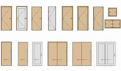 Door Doors Factory Revit Standard Different Garage
