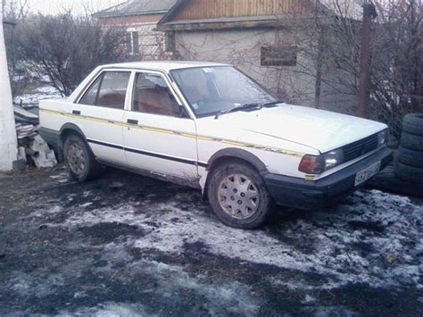 nissan sunny 1988 modified 1988 nissan sunny pictures for sale