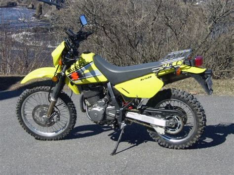 A Good Alround Bike The Suzuki Dr650se