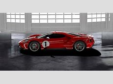 2018 Ford GT '67 Heritage edition pays tribute to the GT40