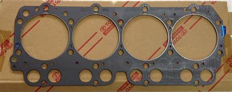 Hino N04c Cylinder Head Gasket