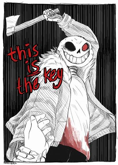 Undertale Sans Horror Horrortale Frisk Story Cave