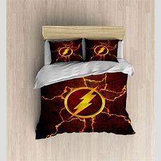 The Flash Bedding  Superhero Duvet Cover, The Flash Duvet