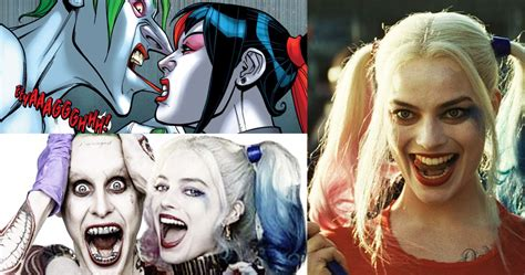 15 Times That Prove Harley Quinn's Relationship With The