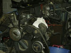 E34 M50 Non Vanos Engine Parts