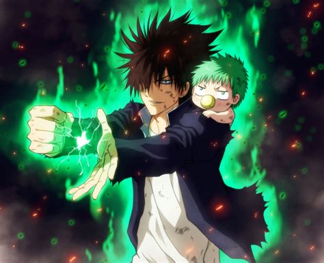 Beelzebub Anime Wallpaper - beelzebub hd wallpaper background image 1920x1562 id